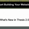 Thumbnail image for Awesome 10 tutorial videos on Thesis 2.0