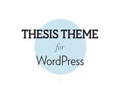 Thesis szablon SEO do WordPress