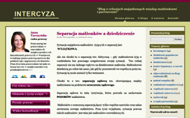 Blog development Intercyza-blog.pl