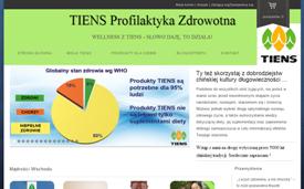 E-commerce site development Chimed.pl