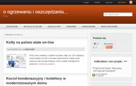 Blog development centraltech.pl