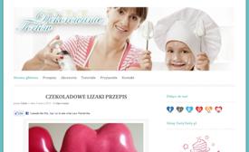 Design bloga dekorowanietortow.pl