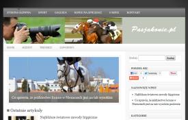 Blog development pasjakonie.pl