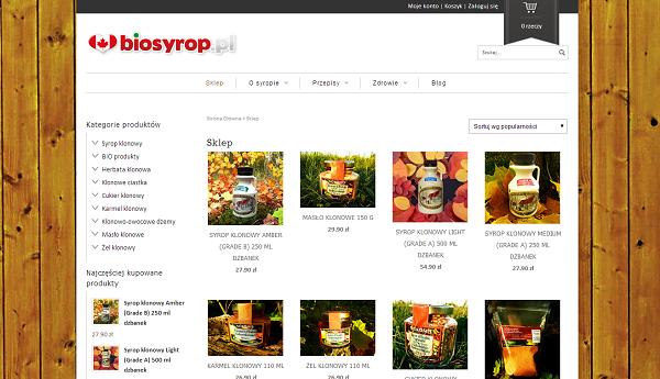 biosyrop.pl sklep